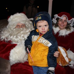Tree Lighting, Santa, Lansford Alive, Kennedy Park, Lansford, 11-29-2014 (249)