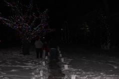 Tree Lighting, Santa, Lansford Alive, Kennedy Park, Lansford, 11-29-2014 (39)