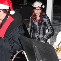 Tree Lighting, Santa, Lansford Alive, Kennedy Park, Lansford, 11-29-2014 (58)