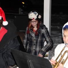 Tree Lighting, Santa, Lansford Alive, Kennedy Park, Lansford, 11-29-2014 (59)