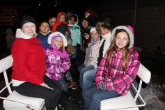 Tree Lighting, Santa, Lansford Alive, Kennedy Park, Lansford, 11-29-2014 (72)