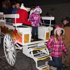 Tree Lighting, Santa, Lansford Alive, Kennedy Park, Lansford, 11-29-2014 (83)