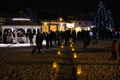 Tree Lighting, Santa, Lansford Alive, Kennedy Park, Lansford, 11-29-2014 (94)