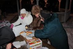 Tree Lighting, Santa, Lansford Alive, Kennedy Park, Lansford, 11-29-2014 (98)