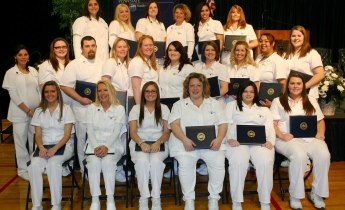Penn State Nursing >> Penn State Hazleton Holds Graduation Ceremony For Practical