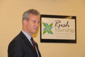 PA Representative Matt Cartwright, Public Meeting, Municipal Building, Rush Township (18)