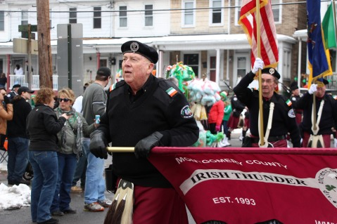 St Patrick's Day Parade, 12th Annual, Girardville, 3-21-2015 (509)
