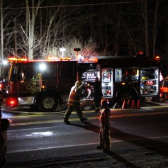House Fire, SR309, West Penn Pike, 365 Mush Dahl Road, West Penn Township (101)