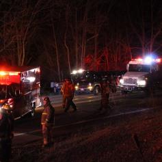 House Fire, SR309, West Penn Pike, 365 Mush Dahl Road, West Penn Township (103)