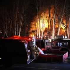 House Fire, SR309, West Penn Pike, 365 Mush Dahl Road, West Penn Township (109)