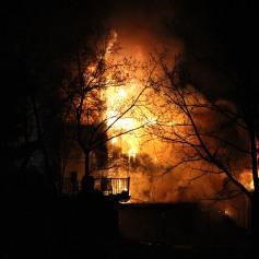 House Fire, SR309, West Penn Pike, 365 Mush Dahl Road, West Penn Township (11)