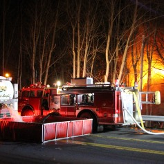 House Fire, SR309, West Penn Pike, 365 Mush Dahl Road, West Penn Township (114)