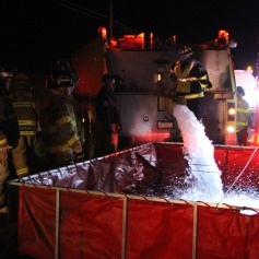 House Fire, SR309, West Penn Pike, 365 Mush Dahl Road, West Penn Township (117)