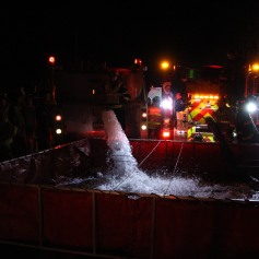 House Fire, SR309, West Penn Pike, 365 Mush Dahl Road, West Penn Township (118)