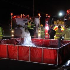 House Fire, SR309, West Penn Pike, 365 Mush Dahl Road, West Penn Township (123)