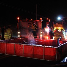 House Fire, SR309, West Penn Pike, 365 Mush Dahl Road, West Penn Township (124)