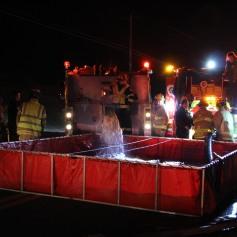 House Fire, SR309, West Penn Pike, 365 Mush Dahl Road, West Penn Township (125)