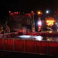 House Fire, SR309, West Penn Pike, 365 Mush Dahl Road, West Penn Township (132)
