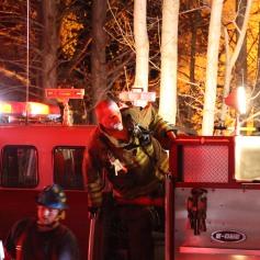 House Fire, SR309, West Penn Pike, 365 Mush Dahl Road, West Penn Township (143)