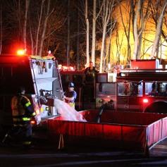 House Fire, SR309, West Penn Pike, 365 Mush Dahl Road, West Penn Township (156)