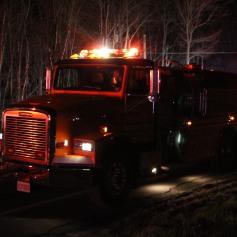 House Fire, SR309, West Penn Pike, 365 Mush Dahl Road, West Penn Township (174)