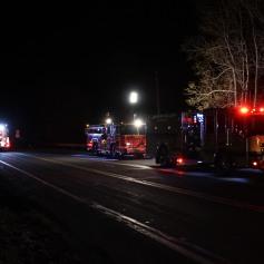 House Fire, SR309, West Penn Pike, 365 Mush Dahl Road, West Penn Township (181)