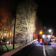 House Fire, SR309, West Penn Pike, 365 Mush Dahl Road, West Penn Township (183)