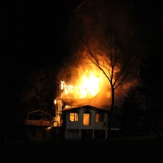 House Fire, SR309, West Penn Pike, 365 Mush Dahl Road, West Penn Township (186)