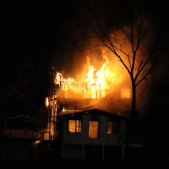 House Fire, SR309, West Penn Pike, 365 Mush Dahl Road, West Penn Township (190)