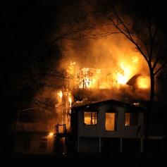 House Fire, SR309, West Penn Pike, 365 Mush Dahl Road, West Penn Township (192)
