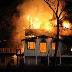 House Fire, SR309, West Penn Pike, 365 Mush Dahl Road, West Penn Township (195)