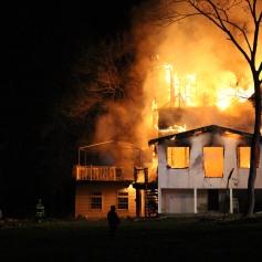 House Fire, SR309, West Penn Pike, 365 Mush Dahl Road, West Penn Township (201)