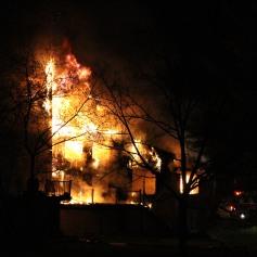 House Fire, SR309, West Penn Pike, 365 Mush Dahl Road, West Penn Township (21)