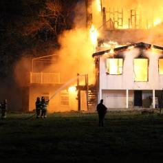 House Fire, SR309, West Penn Pike, 365 Mush Dahl Road, West Penn Township (213)