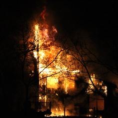 House Fire, SR309, West Penn Pike, 365 Mush Dahl Road, West Penn Township (23)