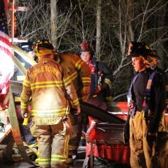 House Fire, SR309, West Penn Pike, 365 Mush Dahl Road, West Penn Township (232)