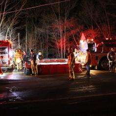 House Fire, SR309, West Penn Pike, 365 Mush Dahl Road, West Penn Township (235)