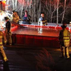 House Fire, SR309, West Penn Pike, 365 Mush Dahl Road, West Penn Township (238)