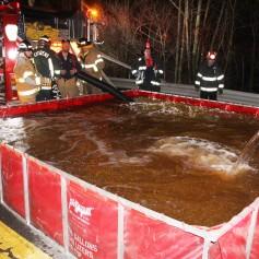 House Fire, SR309, West Penn Pike, 365 Mush Dahl Road, West Penn Township (239)
