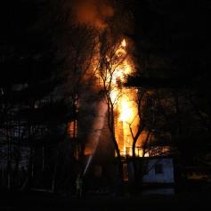 House Fire, SR309, West Penn Pike, 365 Mush Dahl Road, West Penn Township (24)