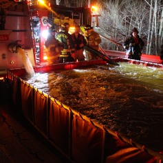 House Fire, SR309, West Penn Pike, 365 Mush Dahl Road, West Penn Township (240)