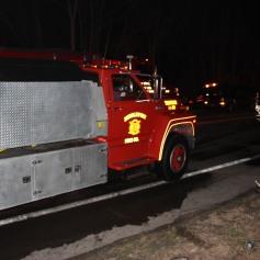 House Fire, SR309, West Penn Pike, 365 Mush Dahl Road, West Penn Township (246)