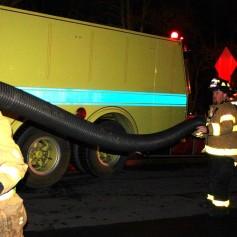 House Fire, SR309, West Penn Pike, 365 Mush Dahl Road, West Penn Township (251)