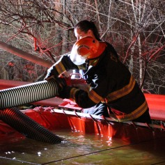 House Fire, SR309, West Penn Pike, 365 Mush Dahl Road, West Penn Township (254)