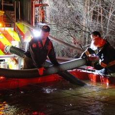 House Fire, SR309, West Penn Pike, 365 Mush Dahl Road, West Penn Township (255)