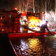 House Fire, SR309, West Penn Pike, 365 Mush Dahl Road, West Penn Township (256)