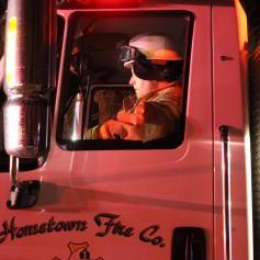House Fire, SR309, West Penn Pike, 365 Mush Dahl Road, West Penn Township (265)