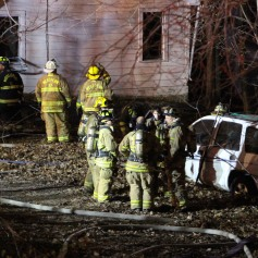 House Fire, SR309, West Penn Pike, 365 Mush Dahl Road, West Penn Township (268)