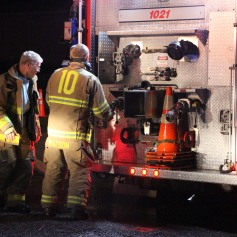 House Fire, SR309, West Penn Pike, 365 Mush Dahl Road, West Penn Township (289)