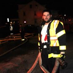House Fire, SR309, West Penn Pike, 365 Mush Dahl Road, West Penn Township (291)